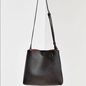 Urban outfitters mini reversible bag